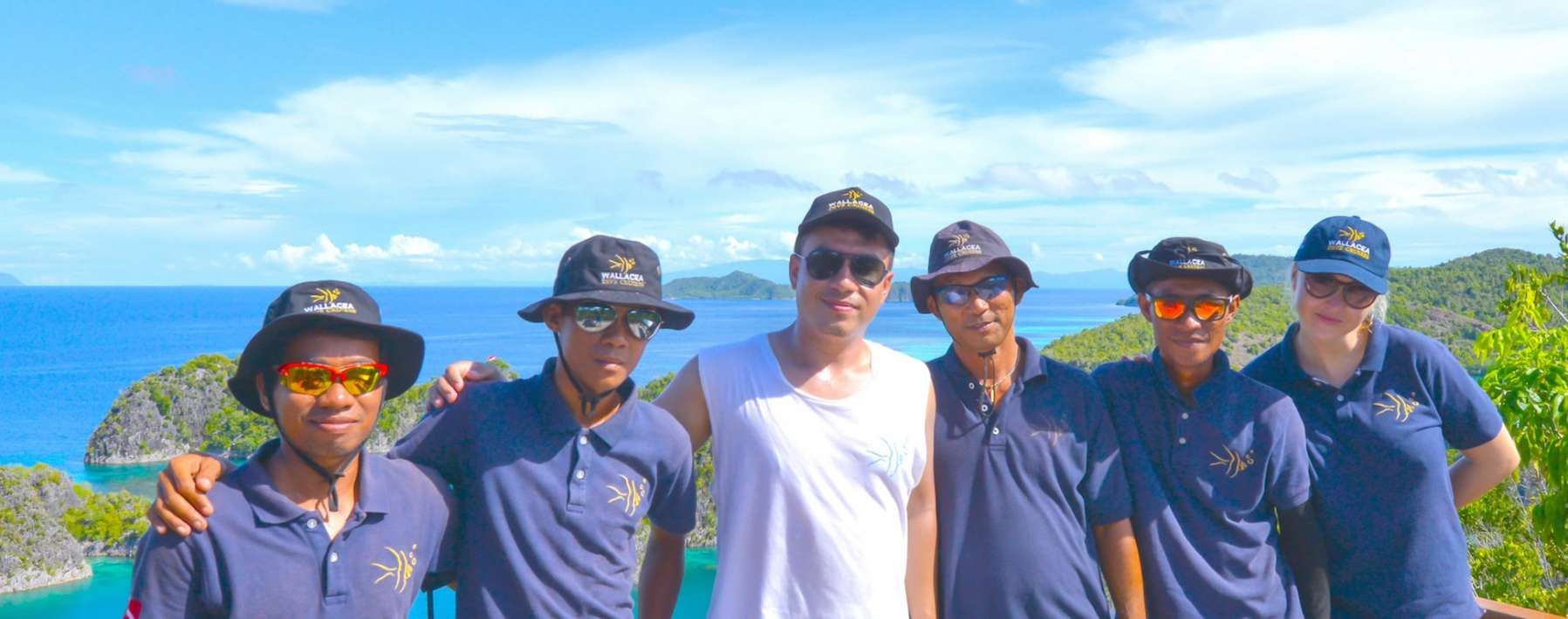 The Crew | Raja Ampat