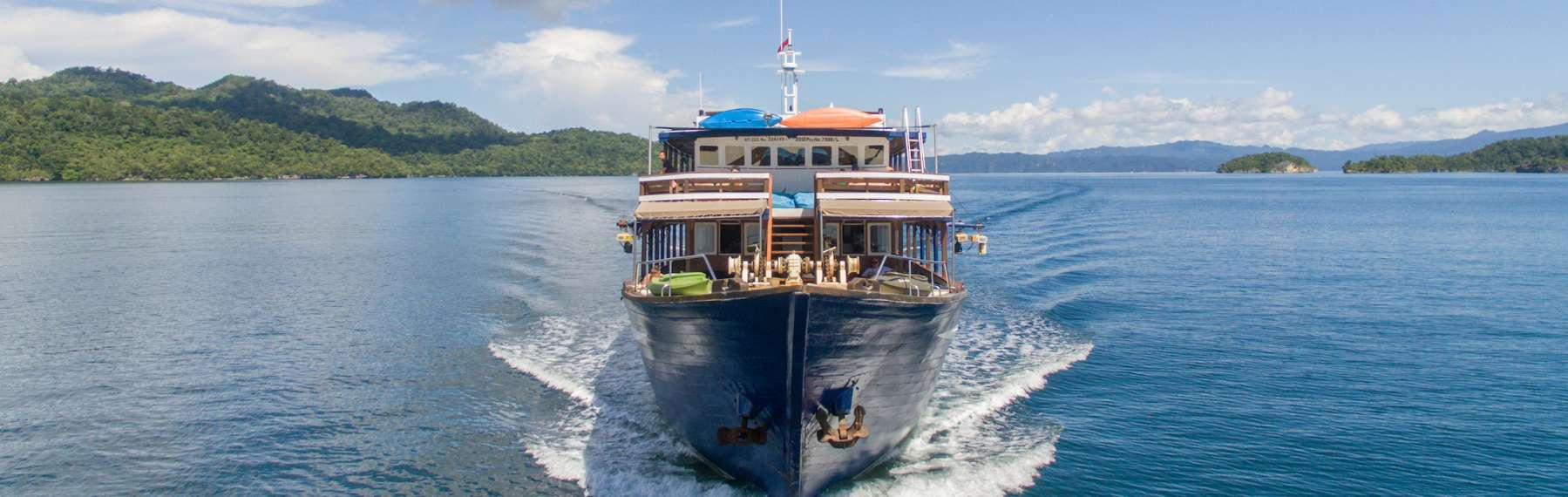 MV Ambai liveaboard Adventure