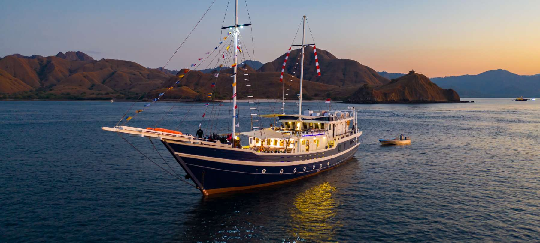 MSY Seahorse - Liveaboard - Diving in Komodo