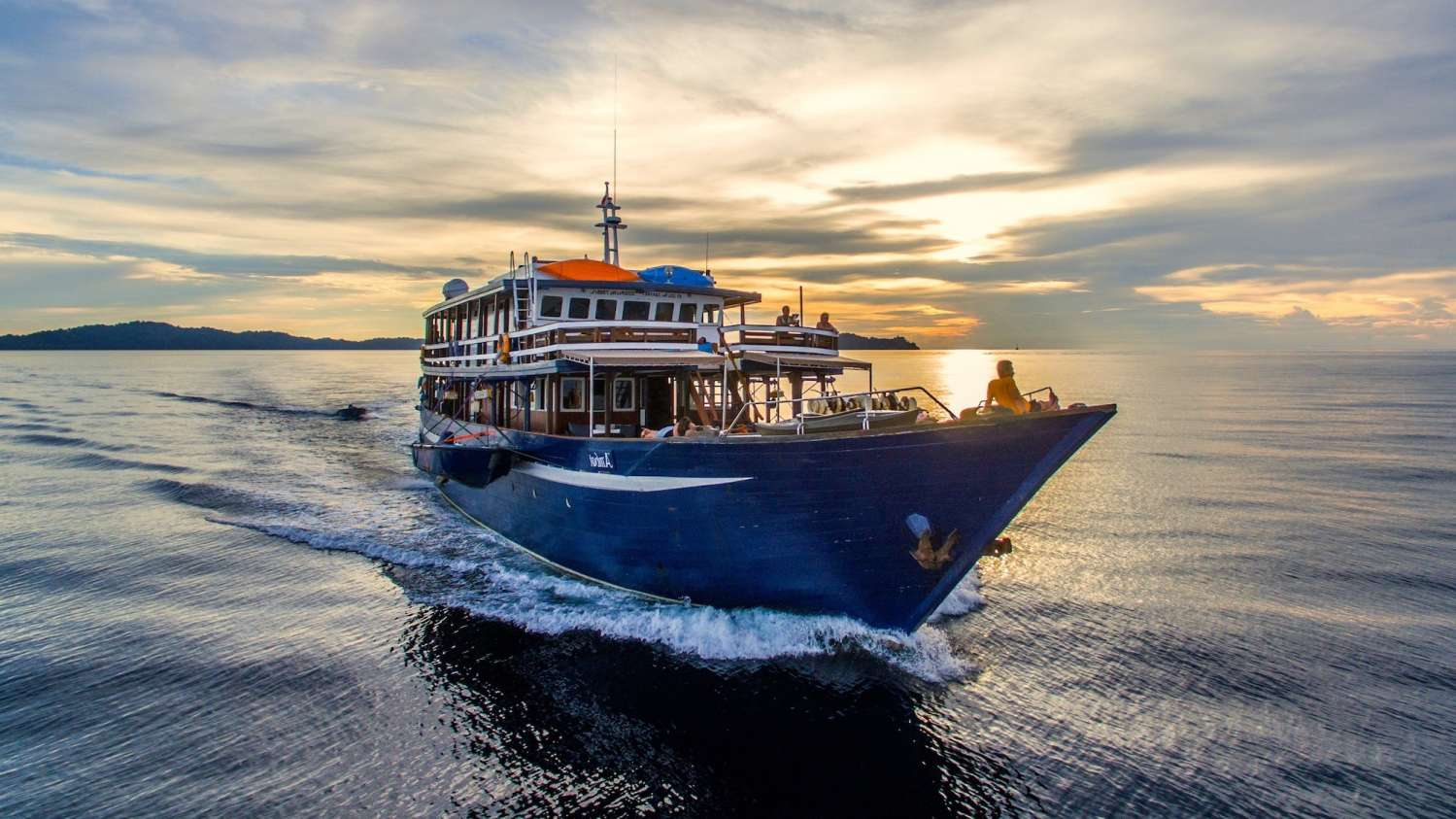 MV Ambai Liveaboard - Wallacea Dive Cruise