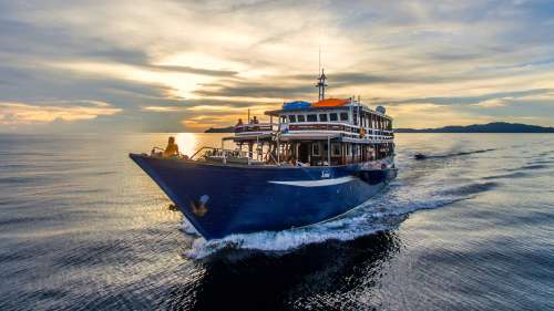 MV Ambai Liveaboard Wallacea Dive Cruise