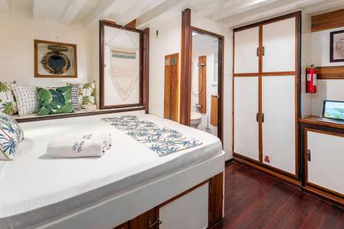 MSY Seahorse liveaboard cabin 2